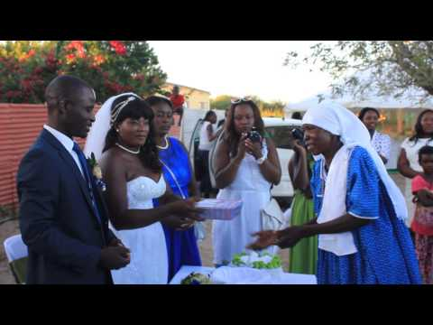 Dani and Taimi, Uukwaluudhi Wedding