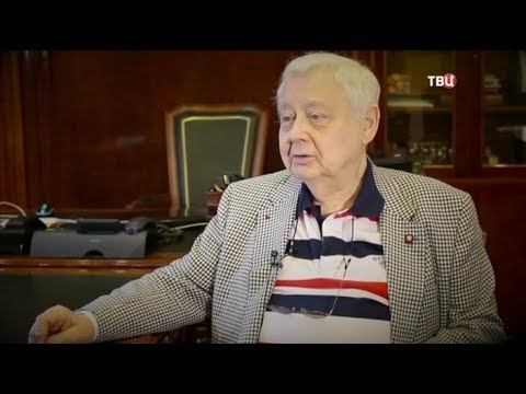 Олег Табаков. Мне есть, что сказать
