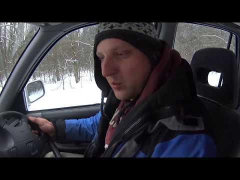 Проверка LSD блокировки после 3000 км пробега. Honda Cr-v (OR-V)