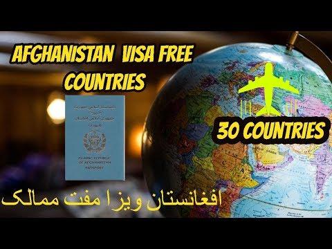 Afghanistan Passport Visa Free Countries |Afghanistan Passport Renewal |Afghanistan Passport Ranking