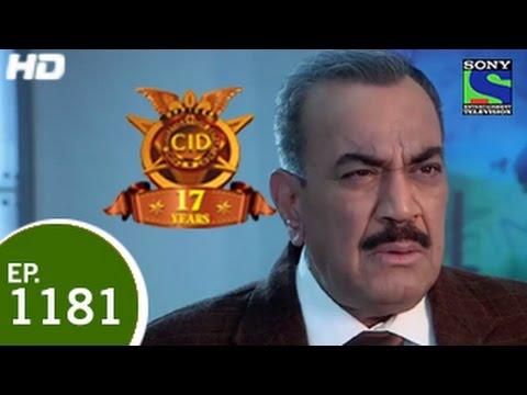 CID - सी ई डी - CID Ka Sankatkaal - Episode 1181 - 23rd January 2015 thumbnail