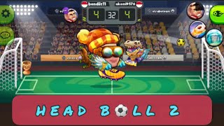 HEAD BALL 2 ‼️ Soccer Gameplay - try new Characters #6 | bendiit playing games screenshot 5
