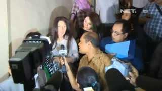 Entertainment News - Kasus Flo Adiguna Vika berakhir damai