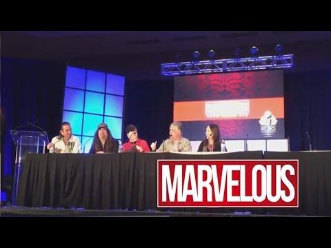 Animaniacs Q&A #MarvelousNYE