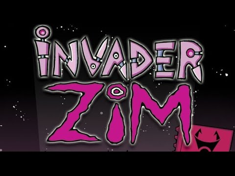 From Pilot to Final Product: Invader Zim