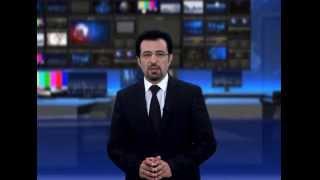 محمد علاء الدين - مقدمة برنامج الحدث - قناة الجسر 4 / 6 / 2015
