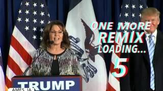Sarah Palin Remix-Battle: HOUSE vs. TRAP by B-Phisto