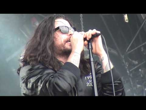 THE CULT - Hellfest 2011 -