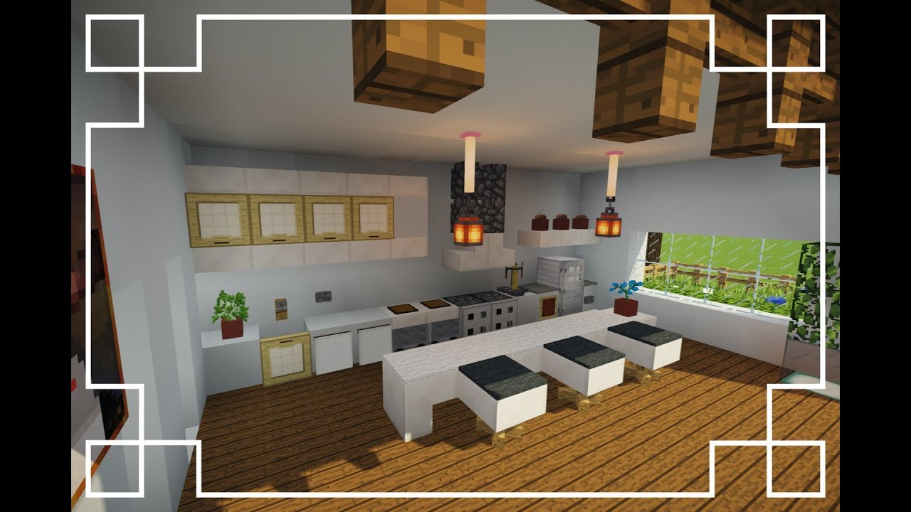 Minecraft kitchen ideas: delicious recipes to give your next build