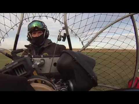 Paramotor engine temperature, keep an eye on it!