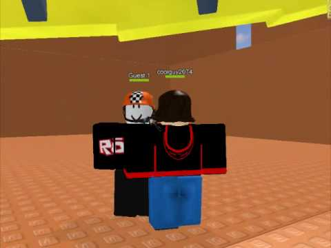 Roblox rare find! =Guest 1 0_o - YouTube
