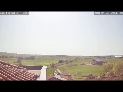 Webcam Foyer de Charitè - Contrada Fornello Altamura - 385 m s.l.m.