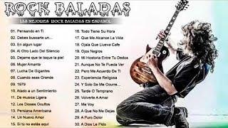 Baladas Rock en Español Romanticas de los 80 y 90 -Las Mejores Baladas Rock en Español