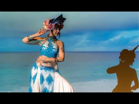 12. AQUA - Arrecifes. RACHEL MOON, Dancetribalia