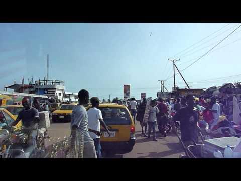 RedLight Market Liberia