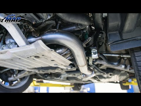 Maperformance Downpipe Upgrade 2015 Subaru Wrx Install Guide Youtube