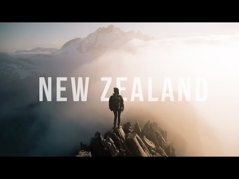 NEW ZEALAND: One Month Long Roadtrip
