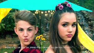 MattyBRaps - Spend It All On You (With Lyrics)