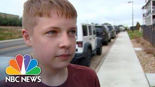 Student Describes Colorado School Shooting: 'I Started Hearing Screams' | NBC News