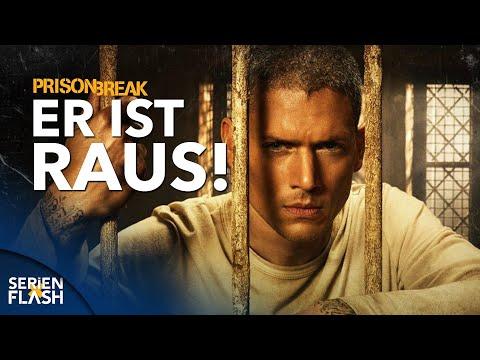Prison Break: Wentworth Miller ist endgültig raus | SerienFlash