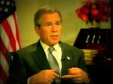 George Bush Kelangan Cawet (JOWO)