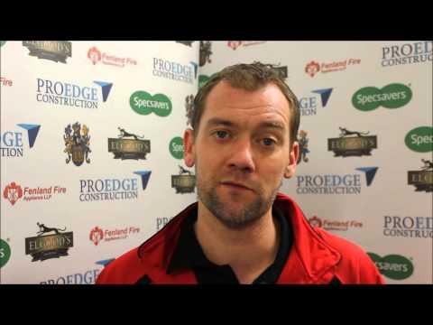 Interview: Brett Whaley & Scott Johnson - Boston Town - 23.2.16