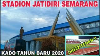 Stadion Jatidiri progres akhir tahun 2019