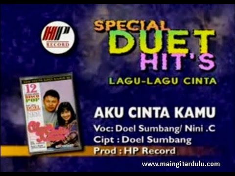 Doel Sumbang - Aku Cinta Kamu (feat. Nini Carlina)