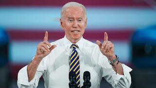 video: Watch: Biden blames 'Freudian slip' for confusing Trump with Obama in speech gaffe