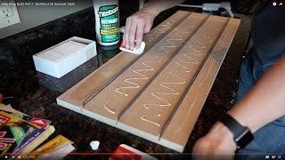 New Shop Build: Part 3 - Building a Mr Sawdust Table