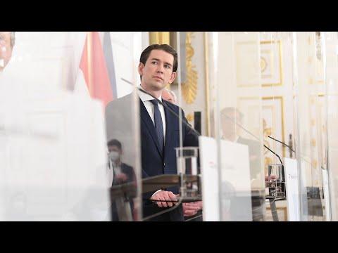 """Österreichs Kanzler Kurz: """"Werden das Grenzregime noch einmal deutlich verschärfen müssen"""""""