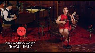 Beautiful - Christina Aguilera (Jazz Cover) ft. Martina DaSilva