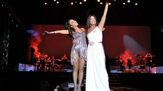 Angela Dimitriou feat. Ziynet Sali - Margarites Live | Istanbul 2012 | Άντζελα Δημητρίου LIVE