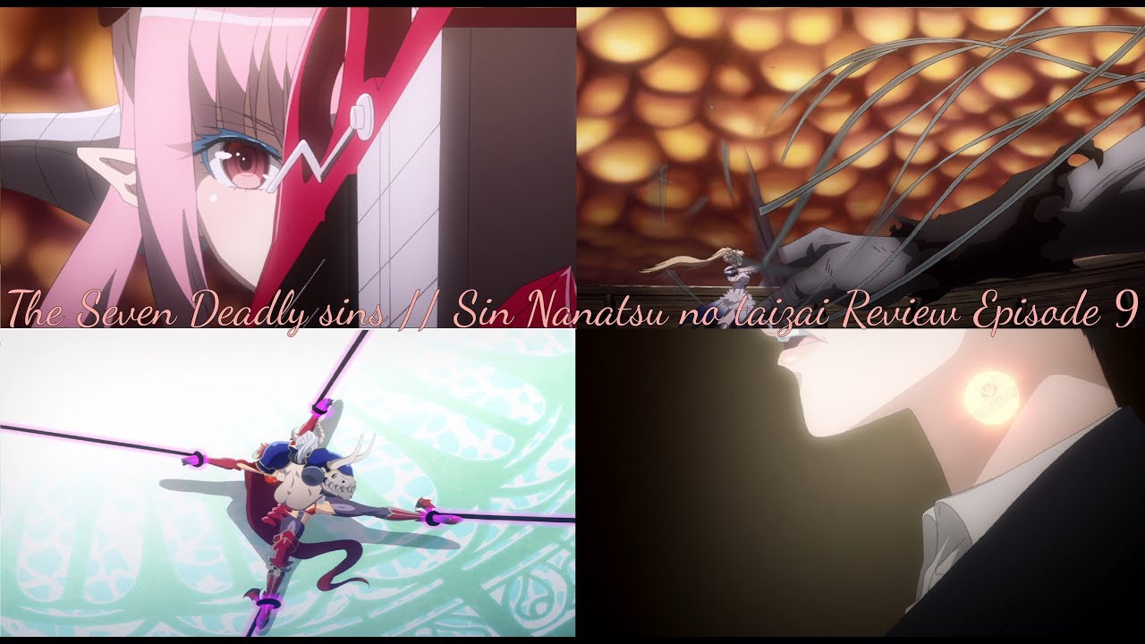 Parody nanatsu no taizai the seven deadly sins popular