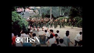 Tiananmen Square protesters recount massacre 30 years later