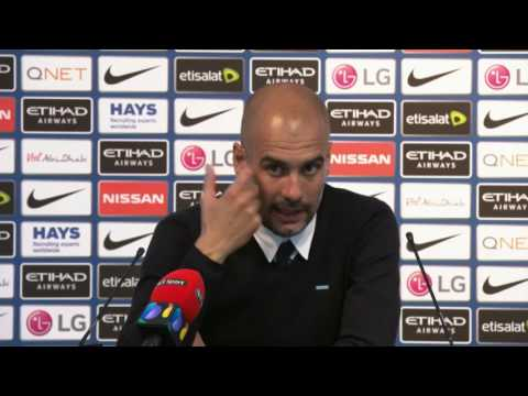 Manchester City Boss Pep Guardiola On Why He Dropped Joe Hart