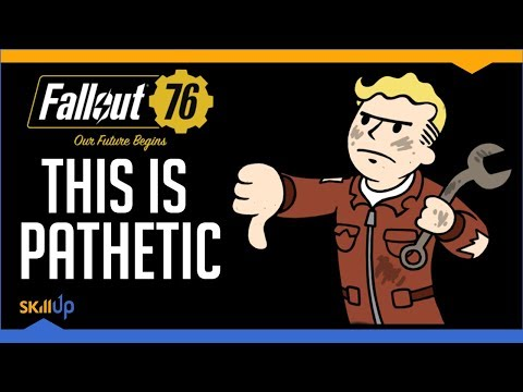 The Fallout 76 PC Beta Was a Joke (Impressions)