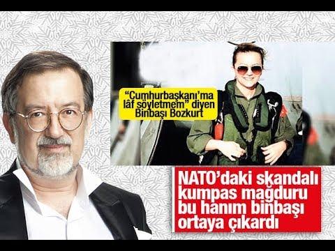 Murat Bardakçı    NATO'daki skandalı kumpas mağduru bu hanım binbaşı ortaya çıkardı