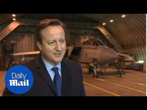 PM: 'We have the jets and pilots to keep our country safe' - Daily Mail