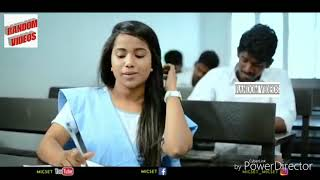 Priya varrier moment | mic set | WhatsApp status| the random show | random videos |