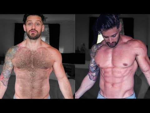 1 DAY BODY TRANSFORMATION | TIPS TO LOOK MORE RIPPED + PAIN FREE Full Body Hair Removal
