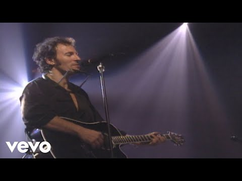Bruce Springsteen - Thunder Road (from In Concert/MTV Plugged)