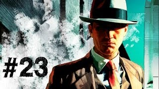LA Noire Gameplay Walkthrough Part 23 - The Studio Secretary Murder