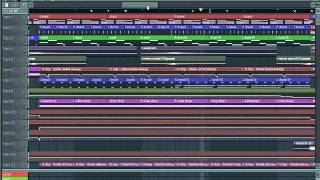 Avicii - Levels Remix in FL Studio + free mp3
