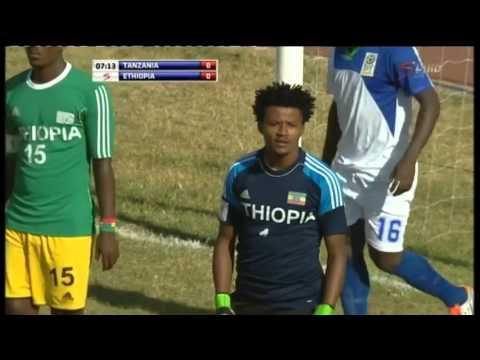 CECAFA: Tanzania Vs Ethiopia