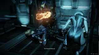 Mass Effect 3: Tali Romance in Leviathan DLC