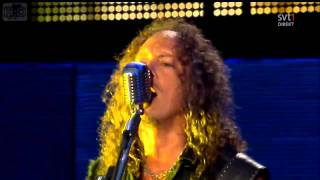 Metallica - The Shortest Straw (Live, Gothenburg July 3. 2011) [HD]