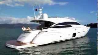 Pershing 92(Pershing 92 http://www.premiumyachts.ru © 2010 Premium Yachts - дистрибьютор элитных моторных яхт Ferretti Group +7 (495) 741 0003., 2012-04-10T20:08:29.000Z)