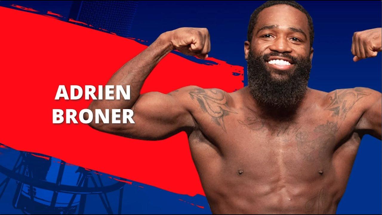 Adrien broner scădere în greutate