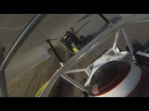 Preston Scheulen Racing 06-25-16 A-Feature Port City Raceway Tulsa OK Junior Micro Sprint